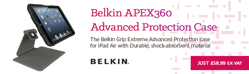 Belkin APEX360 Advanced Protection Case