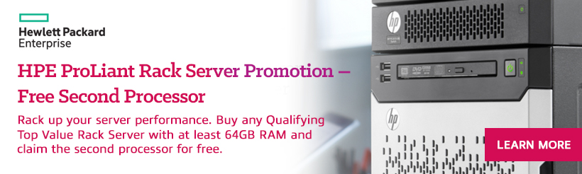 hpe proliant offer march