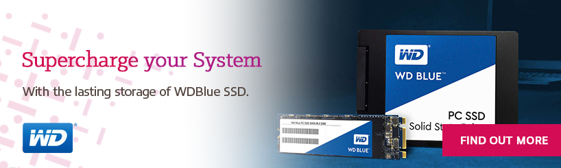 WD SuperCharge Your System